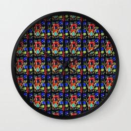 Pin ups Wall Clock