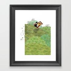 Fernando Pessoa Framed Art Print