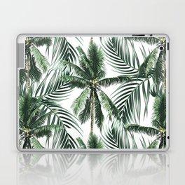 South Pacific palms Laptop & iPad Skin