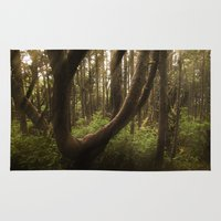 The Twisted Tree Rug