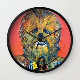 The great Chewy Wall Clock