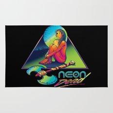 Neon Dead Rug