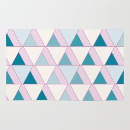 Top Triangle Rug