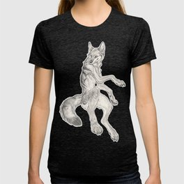 Curious Coyote T-shirt