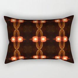 Candlelight in Paris Rectangular Pillow