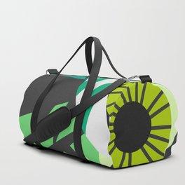 Fresh tropical decor Duffle Bag