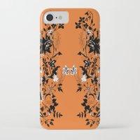 baroque iPhone & iPod Cases featuring baroque by Maria Fernanda Furtado