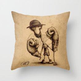 #17 Throw Pillow