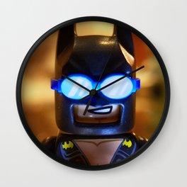 Beach Bat Wall Clock