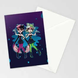 Callie and Marie Stationery Cards
