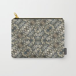 Urban Art Textured Print Pattern Carry-All Pouch