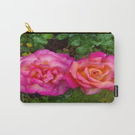 Side by Side Carry-All Pouch