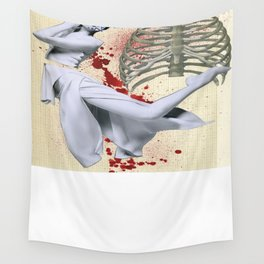 Reverso inverso Wall Tapestry