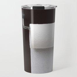 Toilet paper Travel Mug