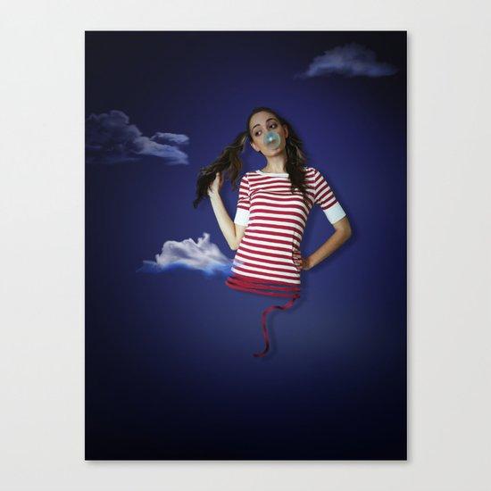 Late night fairy tale dreams Canvas Print