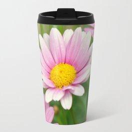 Daisy pink 090 Travel Mug