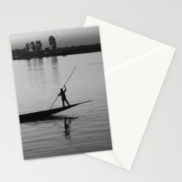 Niger River Stationery Cards