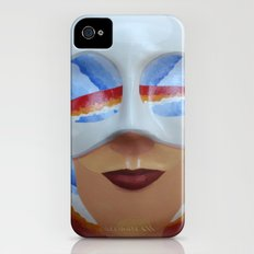 Masking Passion and Peace Slim Case iPhone (4, 4s)