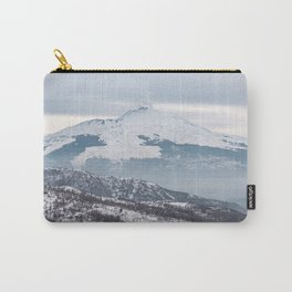 The majesty of Etna volcano Carry-All Pouch