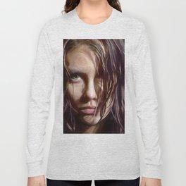 Maggie Rhee - The Walking Dead Long Sleeve T-shirt