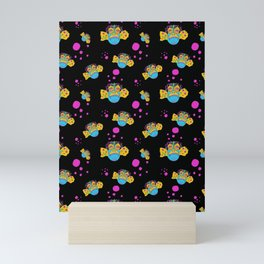 Deep Sea Fishin' Mini Art Print