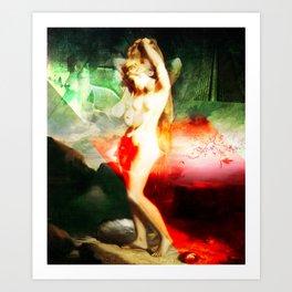 La Naissance Art Print