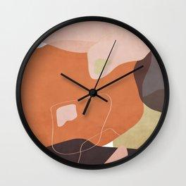 Modern minimal forms 25 Wall Clock