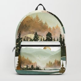 Fall Morning Backpack