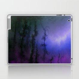 Purple Kelp Forest Edge Laptop & iPad Skin