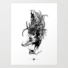Giron Art Print