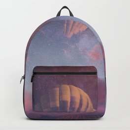 Cotton Candy Galaxy Backpack