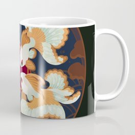 Three tosakin goldfish Coffee Mug