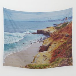La Jolla Shores Wall Tapestry