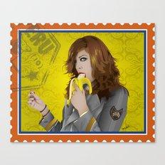 Mac Gie Canvas Print