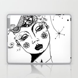 You Have No Clue What Is In My Head GRRL Laptop & iPad Skin