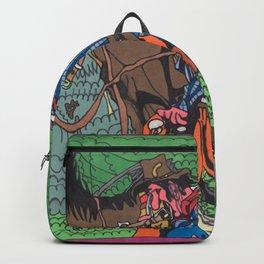 One of a Kind Cowboy Backpack