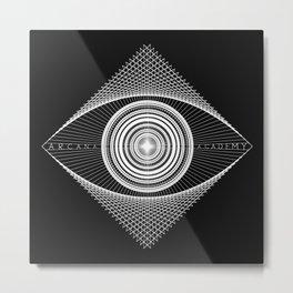 Arcana Academy - no curve Metal Print