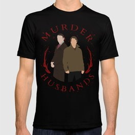 Hannibal/Will - Murder Husband T-shirt