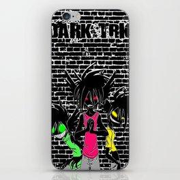Dark Trio iPhone Skin