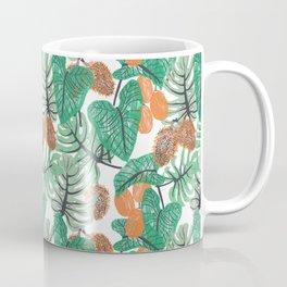 Jungle Print Coffee Mug