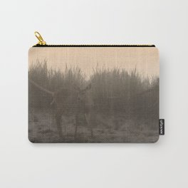 DEER AT SUNSET AT THE BEACH Carry-All Pouch
