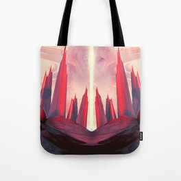 RECHARGED RECIPROCAL Tote Bag