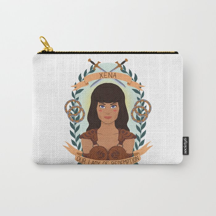 Xena Carry-All Pouch