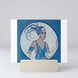 ROXIE Mini Art Print