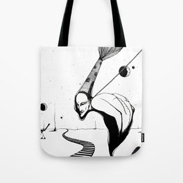 Life Cycle Tote Bag