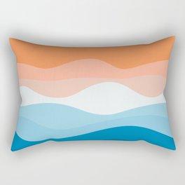 Summer Colours  Rectangular Pillow