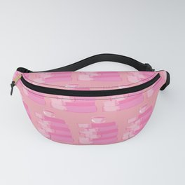 Caffeinated Book Fanny Pack