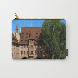 Old Architecture  Nuremberg Carry-All Pouch