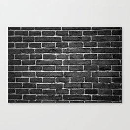 Walled In Canvas Print