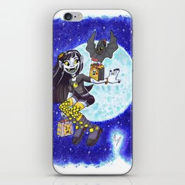 Trick or Treating iPhone Skin